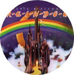 RAINBOW: R.B.'s Rainbow (nagy jelvény, 3,7 cm)