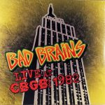 BAD BRAINS: Live At CBGB 1982 (LP)