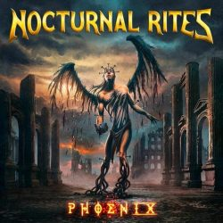 NOCTURNAL RITES: Phoenix (CD)