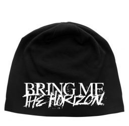 BRING ME THE HORIZON: Horror Logo (jersey sapka)