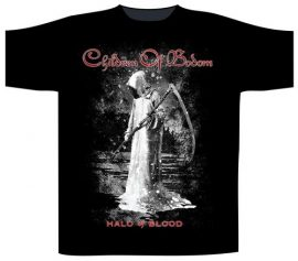 CHILDREN OF BODOM: Halo Of Blood (póló)