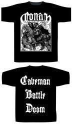 CONAN: Horseback Battle Hammer (póló)