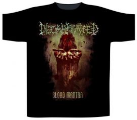 DECAPITATED: Blood Mantra (póló)