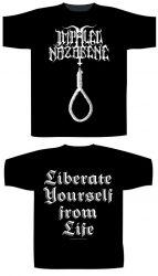 IMPALED NAZARENE: Liberate Yourself (póló)