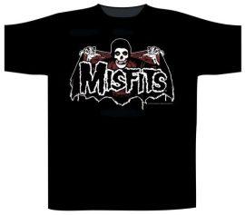 MISFITS: Batfiend (póló)