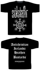 SOLSTAFIR: Icelandic Heathen (póló)