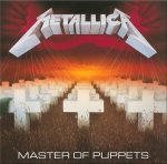 METALLICA: Master Of Puppets (CD, 2017 remastered)