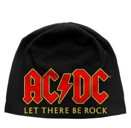 AC/DC: Let There Be Rock (jersey sapka)