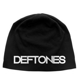 DEFTONES: Logo (jersey sapka)