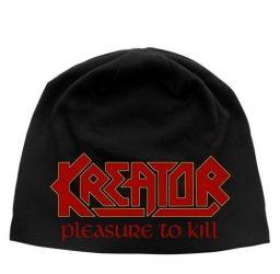 KREATOR: Pleasure To Kill (jersey sapka)