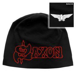 SAXON: Logo And Eagle (jersey sapka)