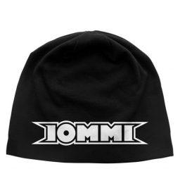 TONY IOMMI: Logo (jersey sapka)