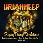 URIAH HEEP: Raging Through The Silence (2CD+DVD)