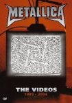 METALLICA: The Videos 1989-2004 (DVD) (akciós!)