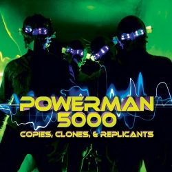 POWERMAN 5000: Copies, Clones & Replicants (LP, green)
