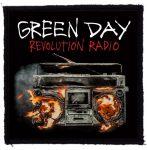 GREEN DAY: Revolution Radio (95x95) (felvarró)