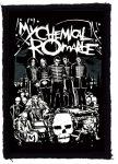 MY CHEMICAL ROMANCE: Black Parade (75x95) (felvarró)