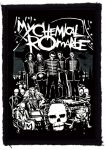 MY CHEMICAL ROMANCE: Black Parade (75x95) (felvarró)