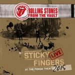 ROLLING STONES: Sticky Fingers Live 2015 (CD+DVD)