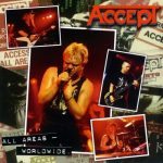 ACCEPT: All Areas - Worldwide (2CD)