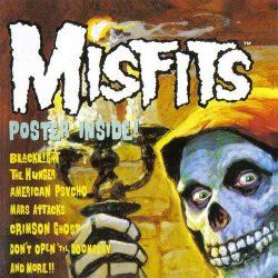 MISFITS: American Psycho (CD)