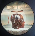 URIAH HEEP: Selections From Totally Driven (LP, picture disc, ltd.)