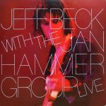 JEFF BECK With JAN HAMMER: Live 1977 (CD)