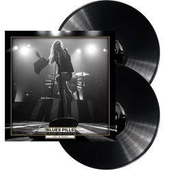 BLUES PILLS: Lady In Gold Live In Paris (2LP, black)