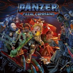 PANZER: Fatal Command (CD, +1 bonus)