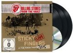 ROLLING STONES: Sticky Fingers Live 2015 (3LP+DVD)