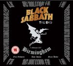 BLACK SABBATH: The End Of The End (Blu-ray+CD) (akciós!)