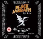 BLACK SABBATH: The End Of The End (Blu-ray+CD) (akciós!)