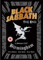 BLACK SABBATH: The End Of The End (DVD)