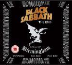 BLACK SABBATH: The End Of The End (DVD+CD)