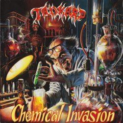 TANKARD: Chemical Invasion (CD)