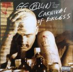 G.G. ALLIN: Carnival Of Excess (CD, expanded)