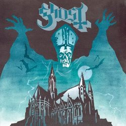 GHOST: Opus Eponymous (CD)