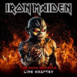 IRON MAIDEN: Book Of Souls Live (2CD)