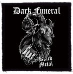 DARK FUNERAL: Black Metal Goat (95x95)