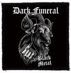 DARK FUNERAL: Black Metal Goat (95x95)