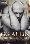 G.G. ALLIN: Raw Brutal Rough Blood (DVD)