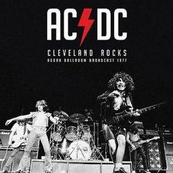 AC/DC: Cleveland Rocks - Ohio 1977 (LP, red)