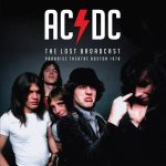 AC/DC: Paradise Theatre Boston 1978 (LP, red)