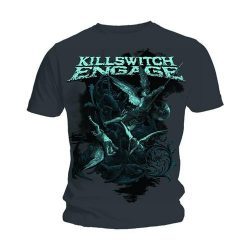 KILLSWITCH ENGAGE: Engage Battle (póló, szürke)