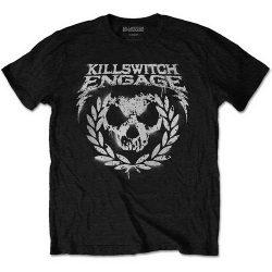 KILLSWITCH ENGAGE: Skull Spraypaint (póló)