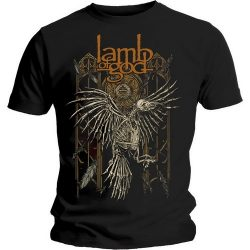 LAMB OF GOD: Crow (póló)