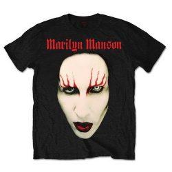 MARILYN MANSON: Red Lips (póló)