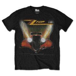 ZZ TOP: Eliminator Vintage (póló)