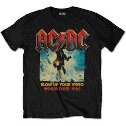AC/DC: Blow Up Your Video (póló)