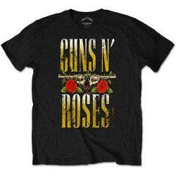 GUNS N' ROSES: Big Guns (póló)